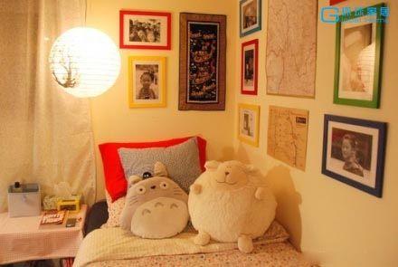 Totoro theme room (With images) | Totoro nursery, Decor ...