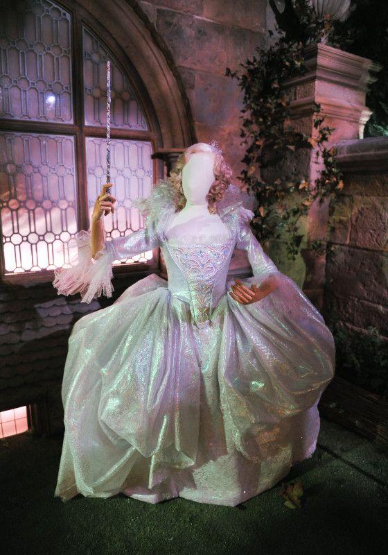 A Photo Tour Of Disney S Cinderella The Exhibition Godmother
