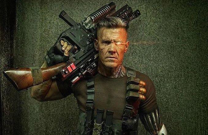 Josh Brolin As Cable From Deadpool 2 デッドプール 2 のケーブルこと ネイサン サマーズのジョシュ ブローリン ジョシュ ブローリンが披露してくれた デッドプール 2 のケーブルに扮した新しい写真です Cia Movie Ne デッドプール 映画 エンタメ