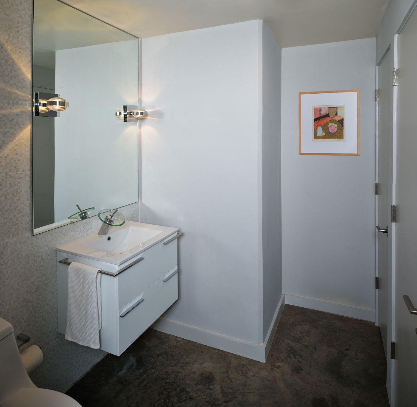 Descubre ideas sobre diseño de tocador powder room designed by wendt design group
