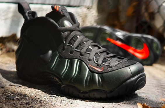 reputable site e86d9 3dd2e Nike Air Foamposite Pro Sequoia Releasing This Week The Nike Air Foamposite  Pro Sequoia is dropping