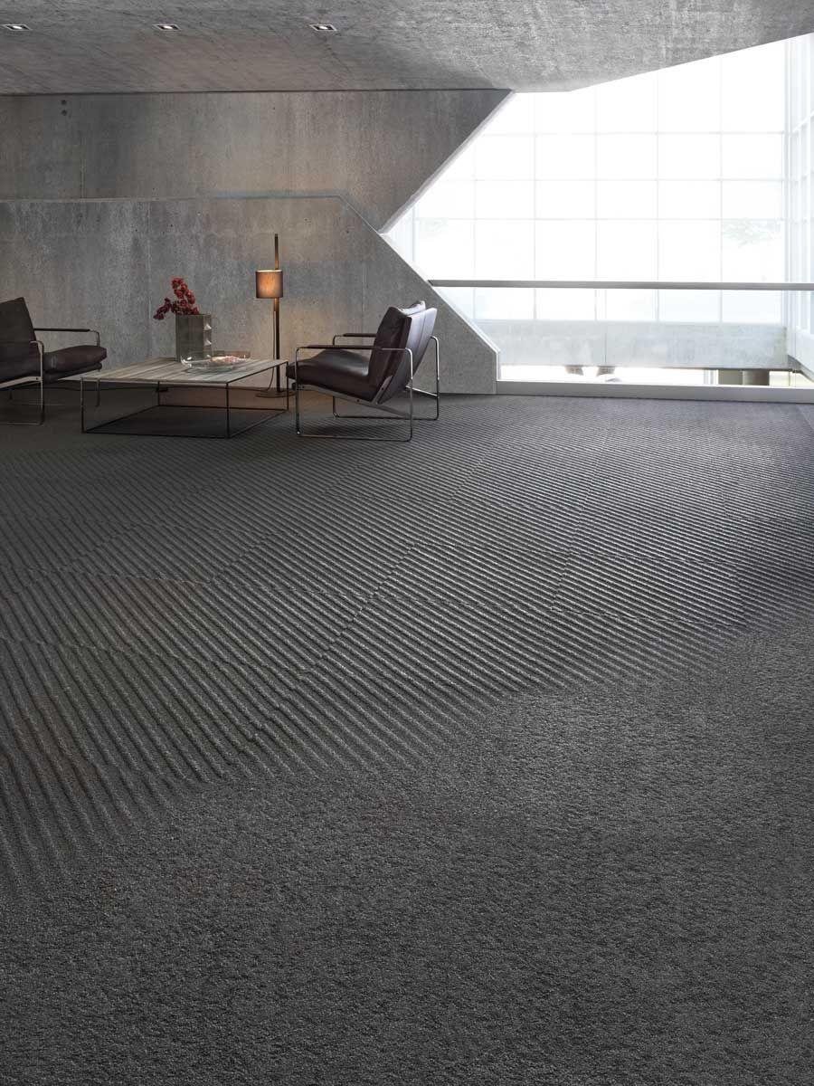 Diagonal Relief Tile Karastan Commercial Modular Carpet