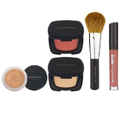 bareminerals from start to perfect 5piece starter kit