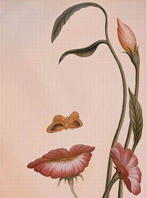 The love of nature would make a great tattoo - I wonder how this would look as a side tattoo.