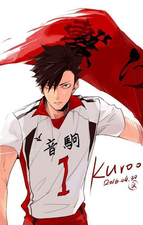 Photo of THE BRO BOOK ( Kuroo,Bokuto and Oikawa) – Kuroo :3