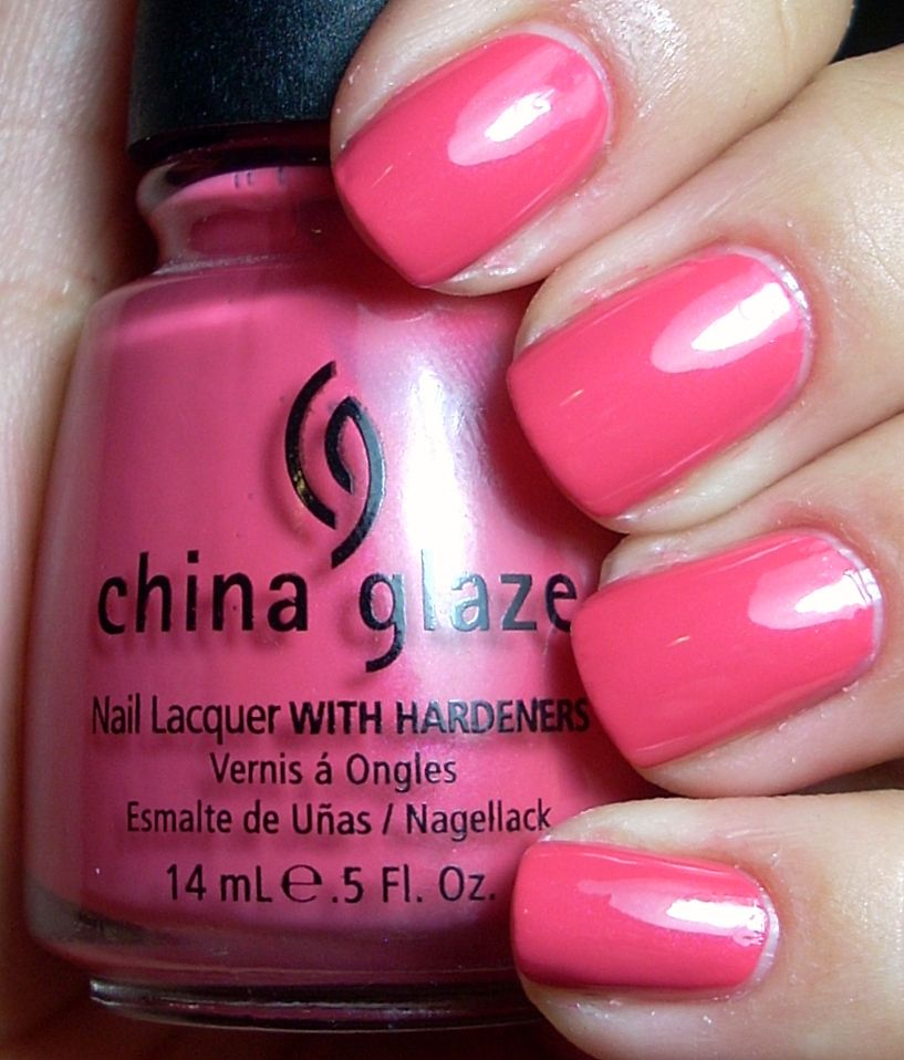 China Glaze - Wild Mink | Nails | Pinterest
