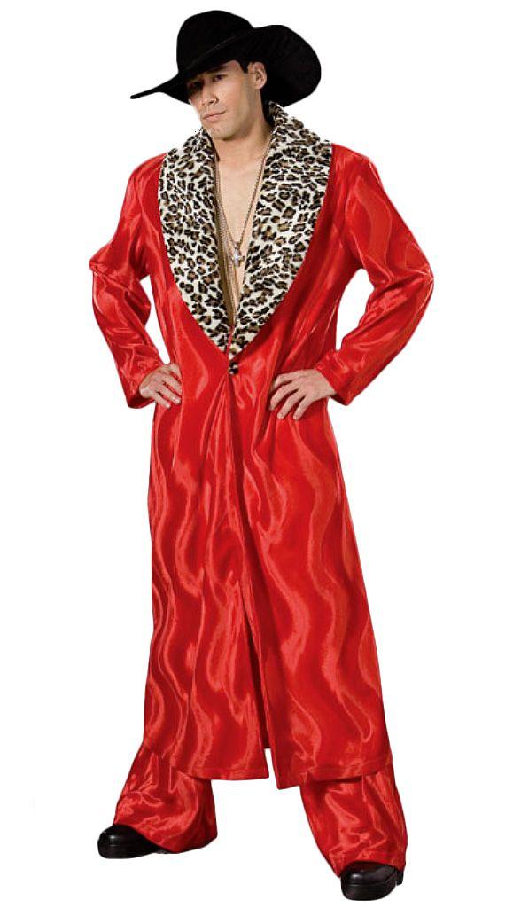 Pimp Daddy Costume - Pimp Suit r | Deluxe Costumes | Pinterest ...