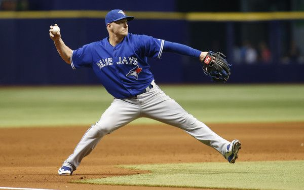 Josh Donaldson Photos Photos Toronto Blue Jays V Tampa Bay Rays Josh Donaldson Toronto Blue Jays Tampa Bay Rays