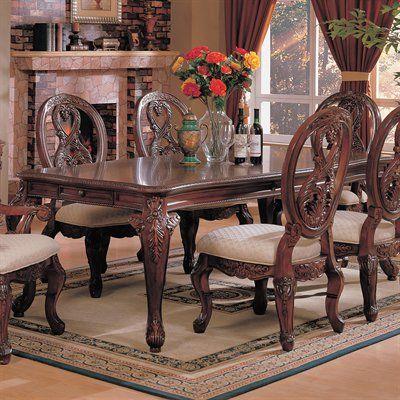 Coaster Fine Furniture Nottingham Dining Table | Coaster ...