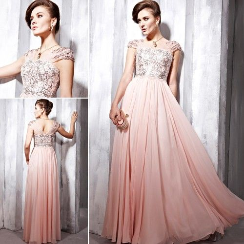 Whatgoesgoodwith Light Pink Sparkly Dress 16 Cuteoutfits