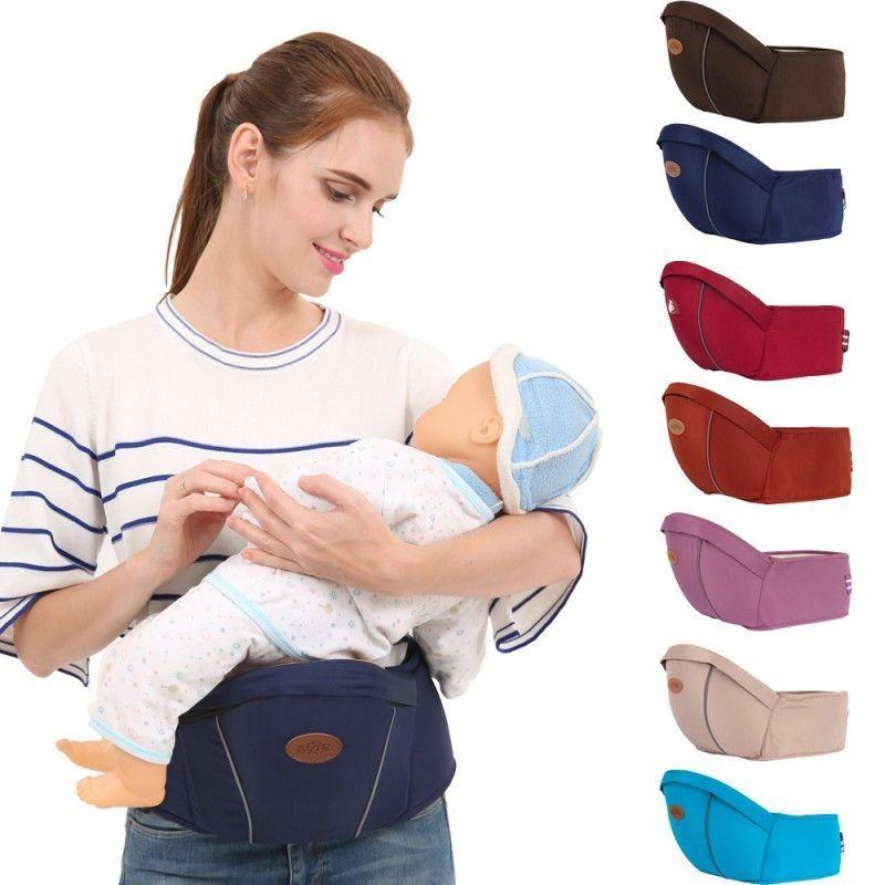 Baby Carrier Hip Seat Stools Lightweight Kids Infant Toddler Waist Seats Belt