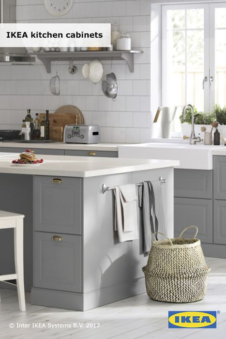 Best Ikea Cabinets Work And Look Smart Kitchen Cabinets That 640 x 480