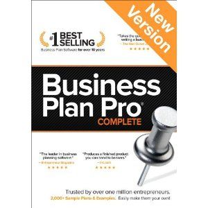 Business Plan Pro Complete V  Download Amazon  Software