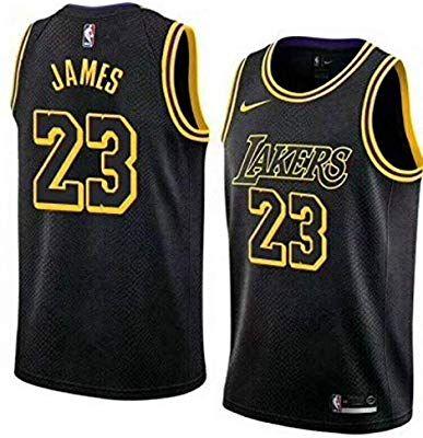 Amazon.com   jersey Lebron Lakers Citi Edition   Sports   Outdoors ... b8358d730