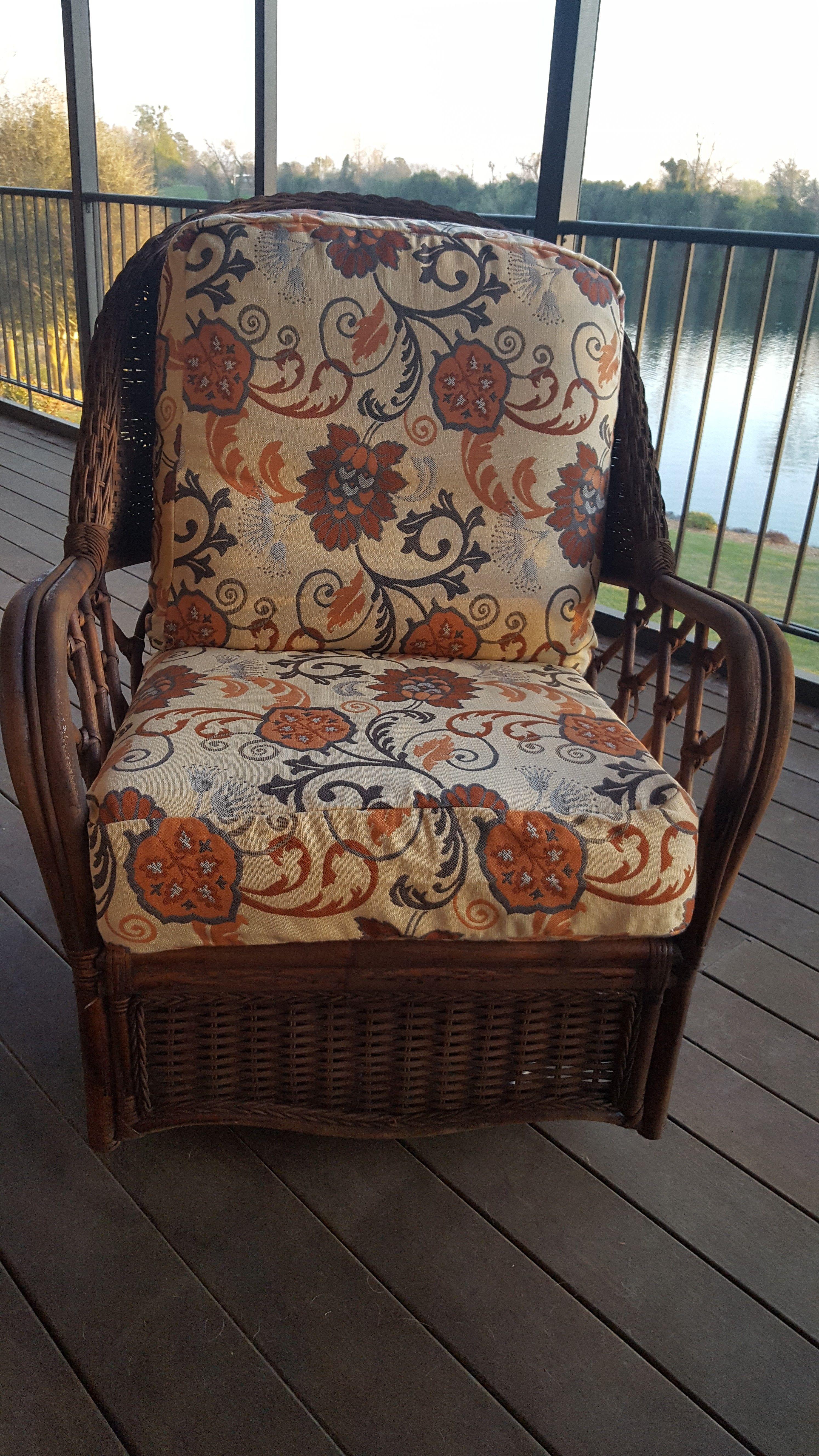 Patio Cushions Outdoor Fabric