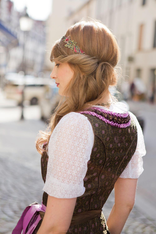 oktoberfest hair styling with haarwerk x ingolstadt. Black Bedroom Furniture Sets. Home Design Ideas