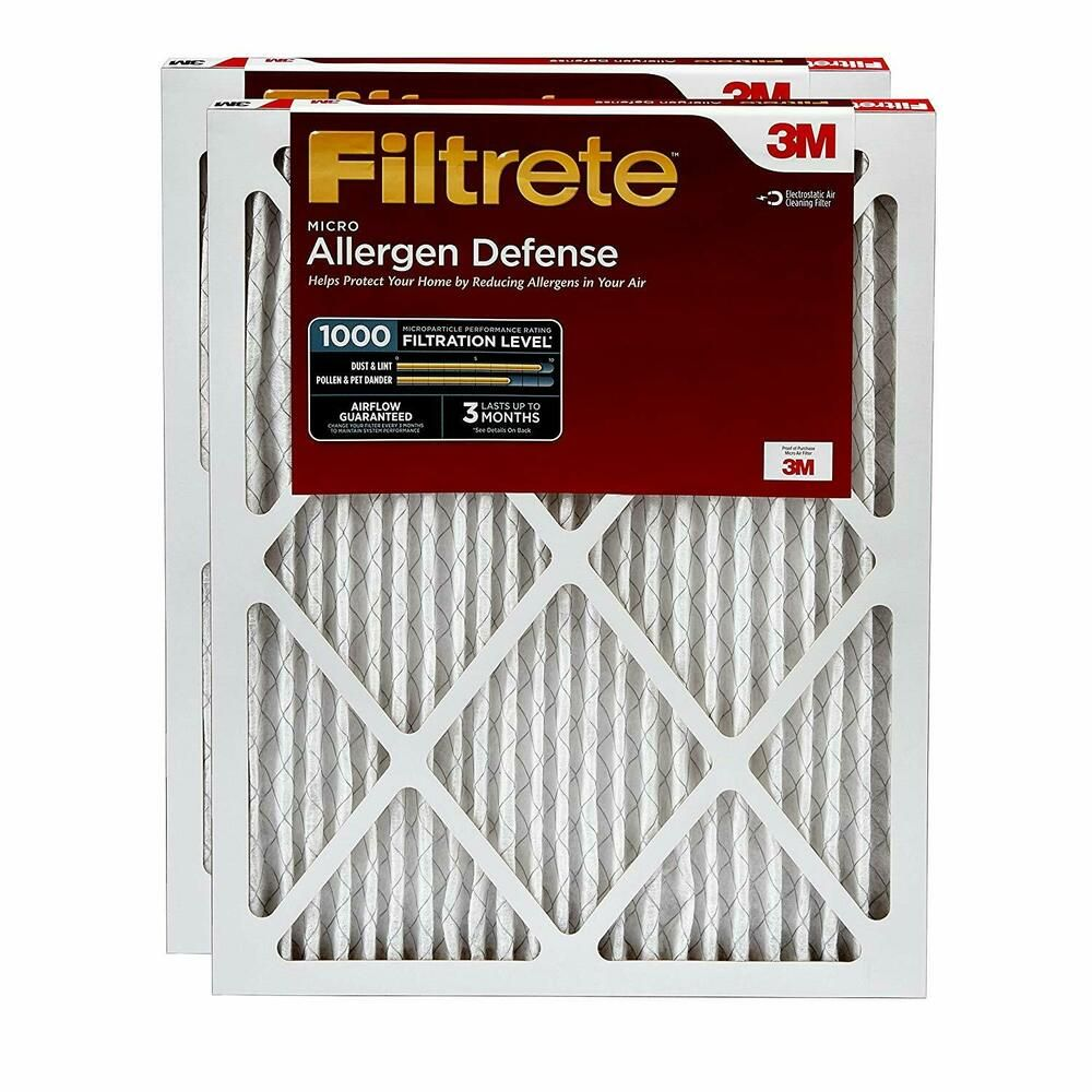 AIR CONDITIONER FURNACE FILTER AC 20X30X1 14X25X1 10X20X1