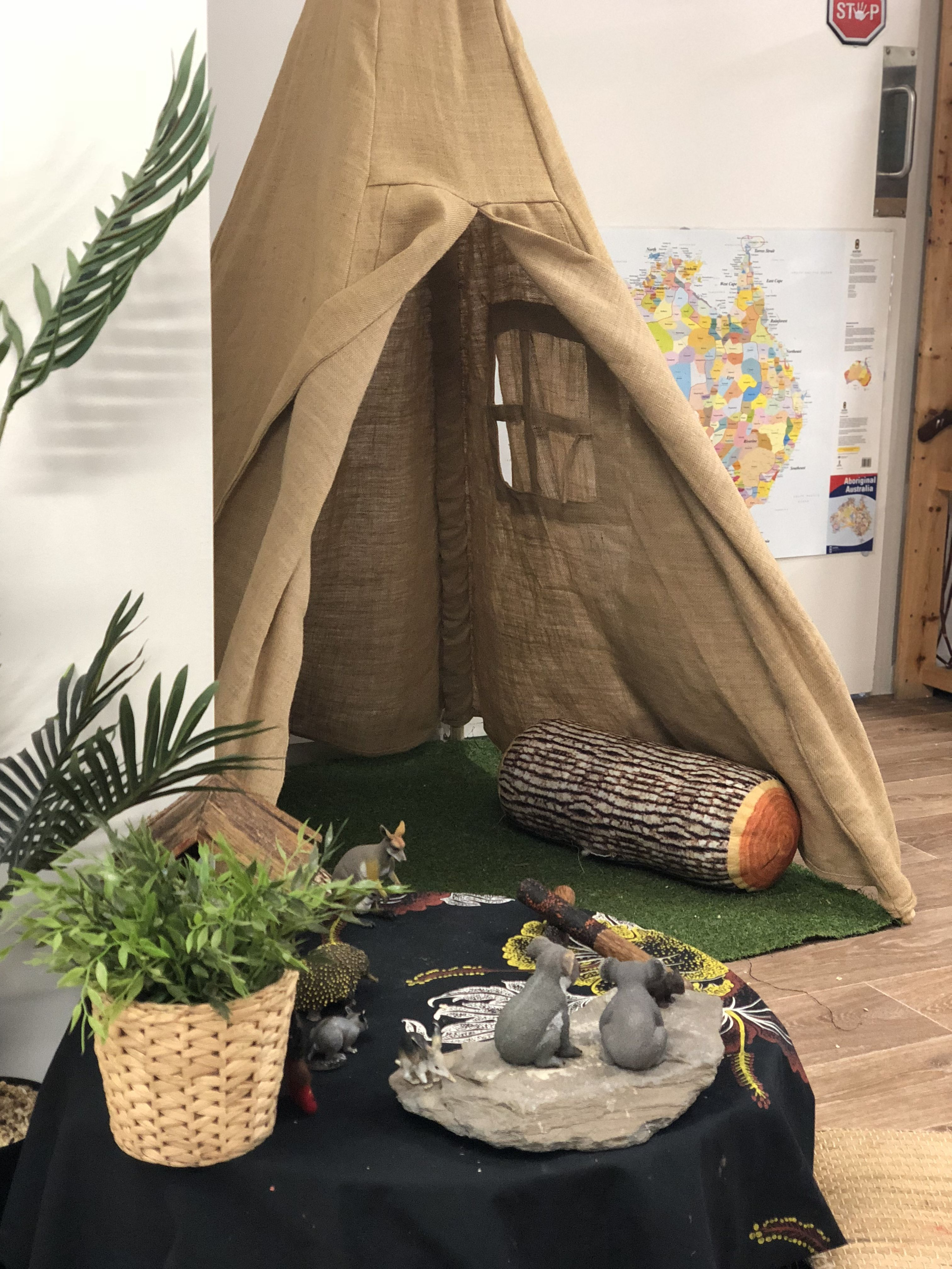 Australia Camping Aboriginal Quiet Space Early Childhood