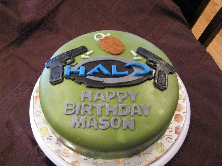 Halo cake Cake Decorating Pinterest Halo cake Cake and Birthdays