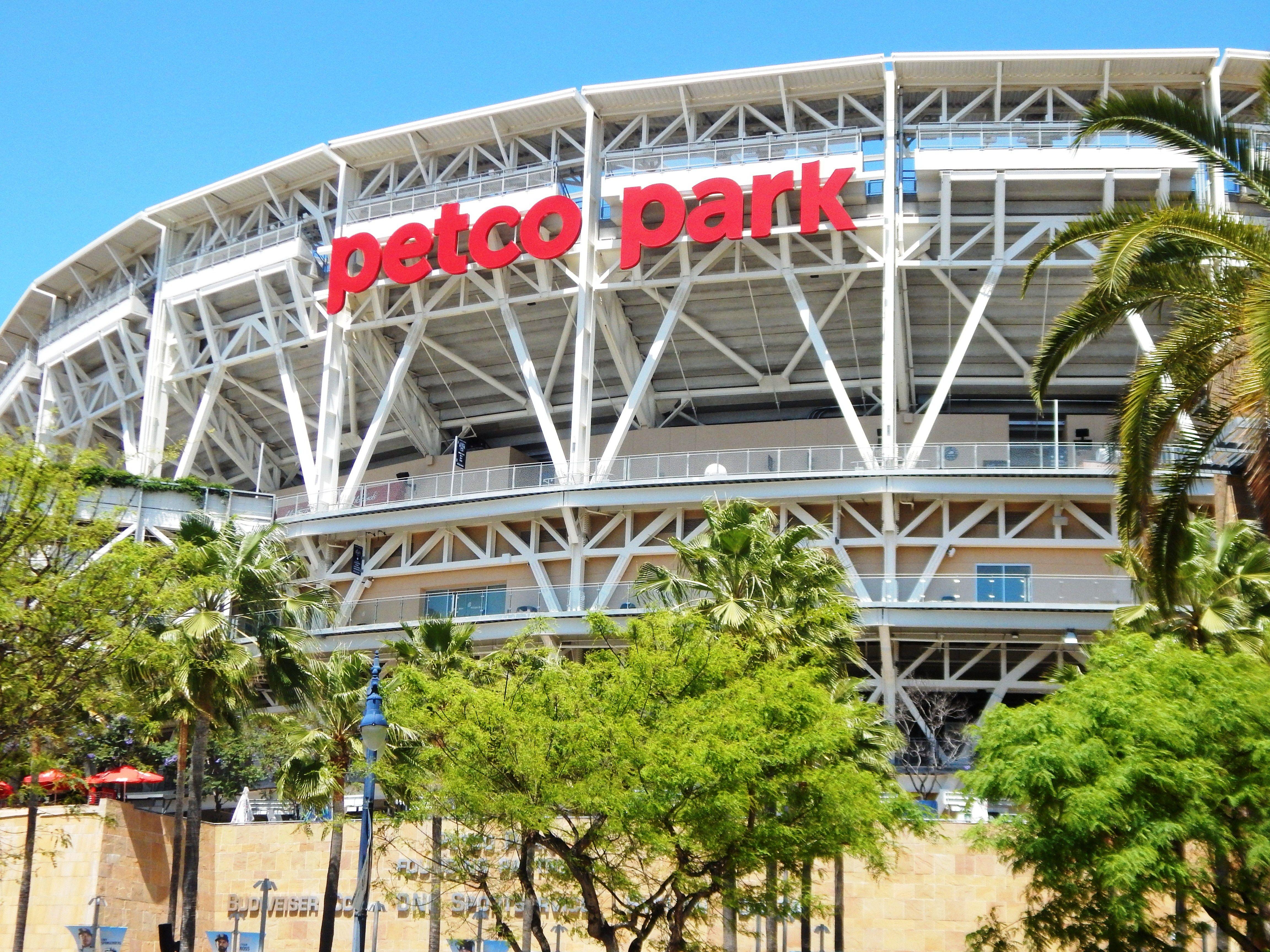 Petco Park April 23 2016 Parques San Diego