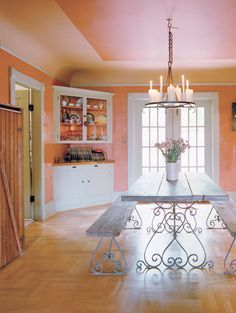 How To Paint Coved Ceilings
