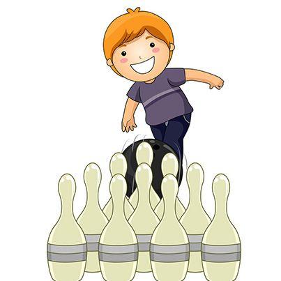 It S Not How You Bowl Its How You Roll Gobowling Bowling Kids Fun Humor Art