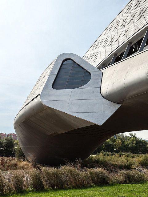 Bridge zaha hadid arquitectura param trica for Arquitectura parametrica pdf