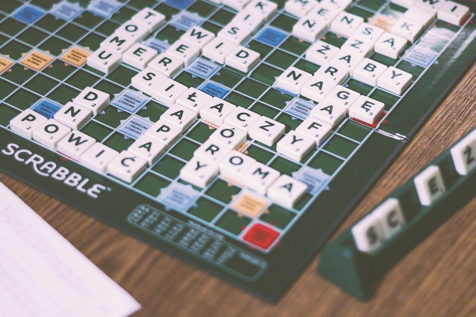 Scrabble Para Aquellos Que No Lo Conoceis Scrabble Es Un Juego De