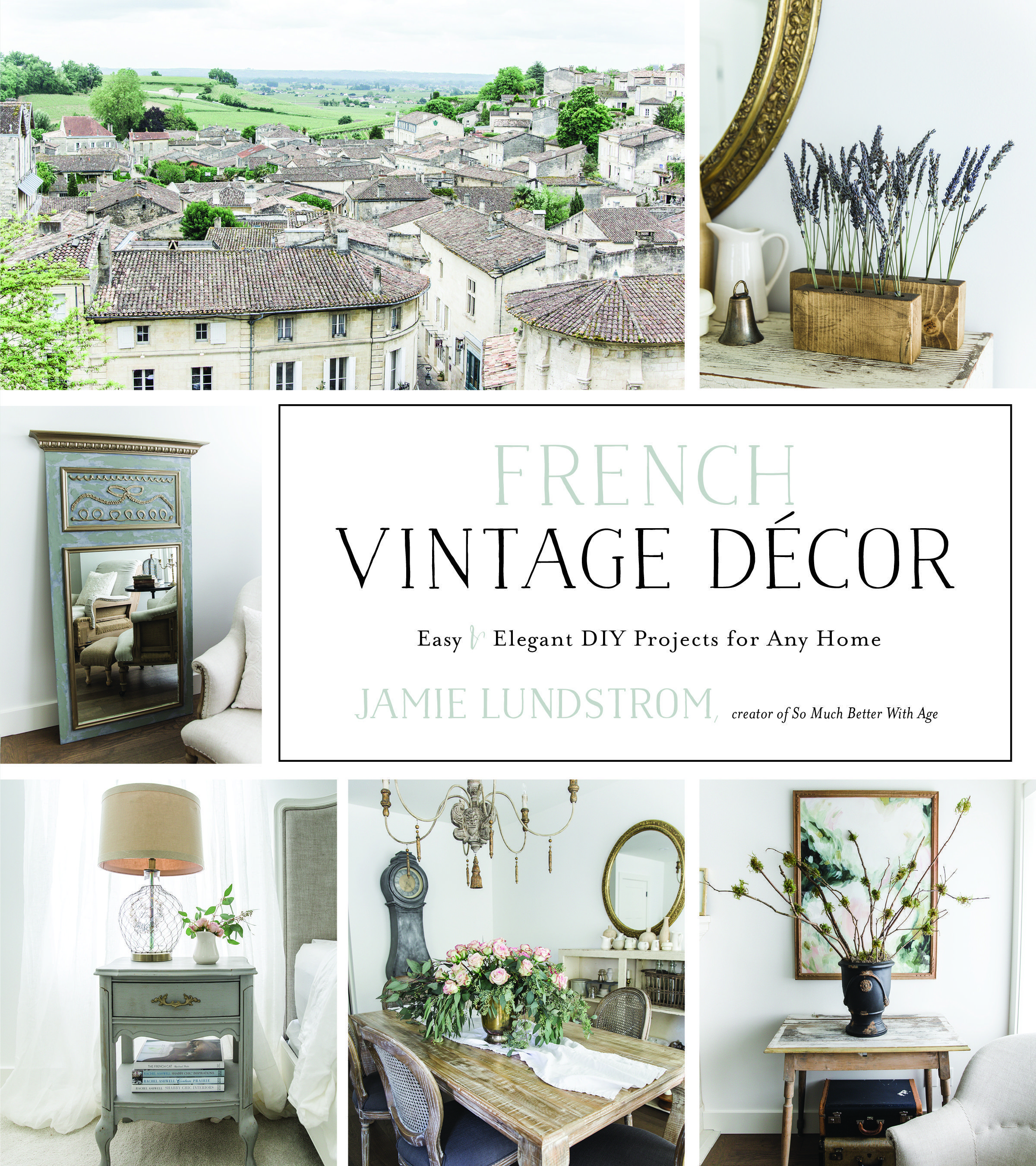 French Vintage Room Decor