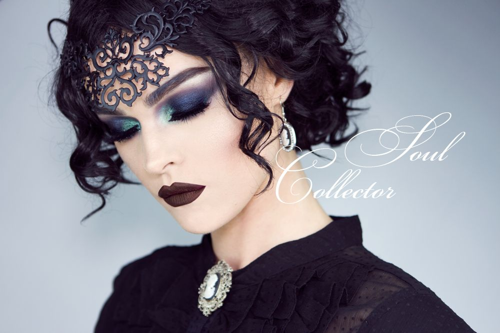 Soul Collector Extreme Makeup Creative Makeup Pretty Hairstyles