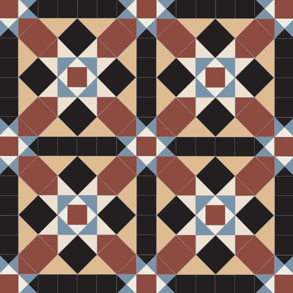 Olde english grasmere geometric floor tiles olde english olde english grasmere geometric floor tiles dailygadgetfo Gallery