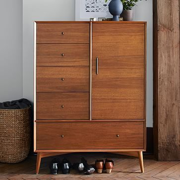 Mid Century Chifforobe Acorn Mid Century Modern Furniture Contemporary Furniture Modern Furniture