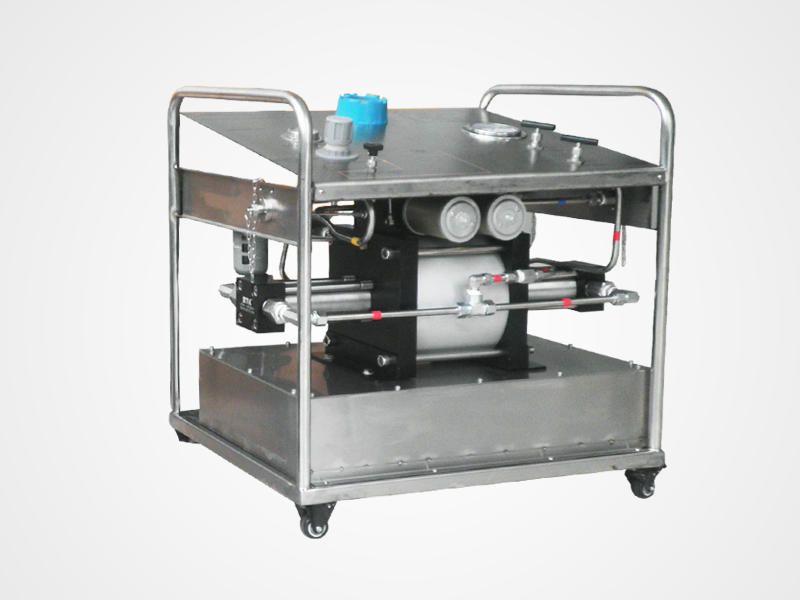 Pin On Hydrostatic Pressure Test Pump