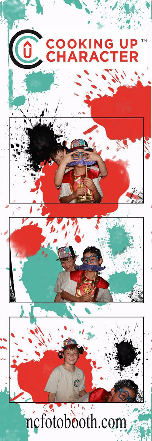 Super cool one of a kind design! Only NCFOTOBOOTH