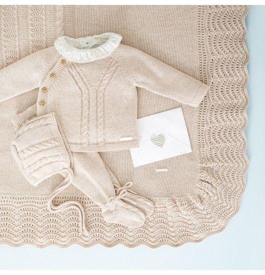 ab0489591 Resultado de imagen de ropa recien nacido niño invierno