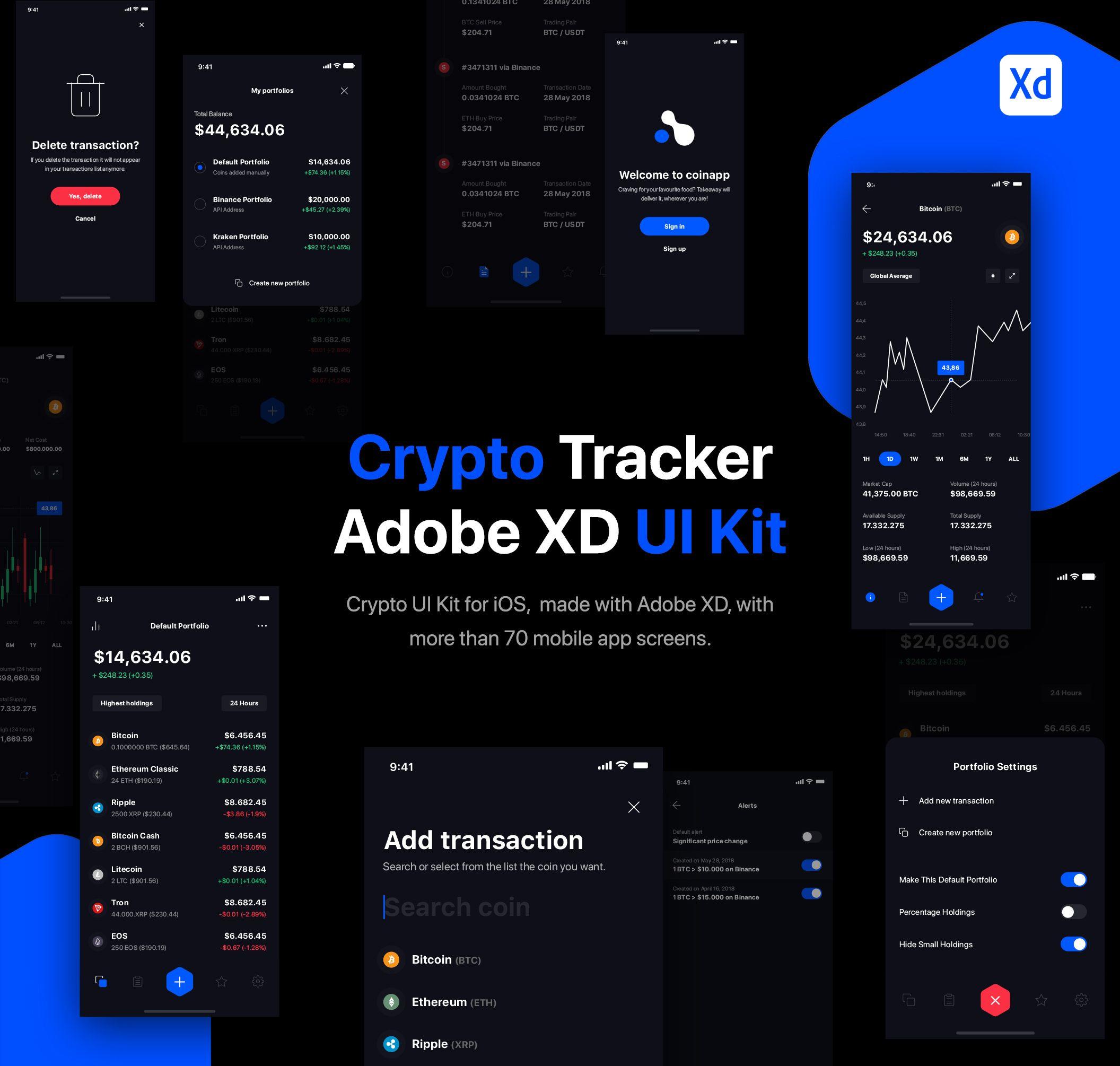 44+ Crypto Price Tracker App
