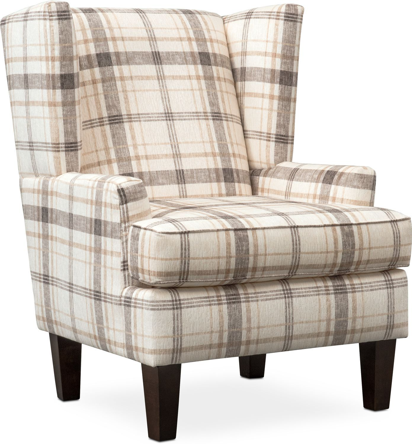 Kroehler Rowan Accent Chair In 2020 Accent Chairs Value City Furniture Furniture #value #city #living #room #chairs