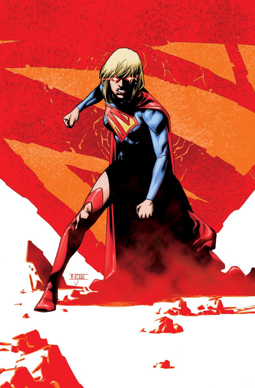 Supergirl by Mahmud Asrar