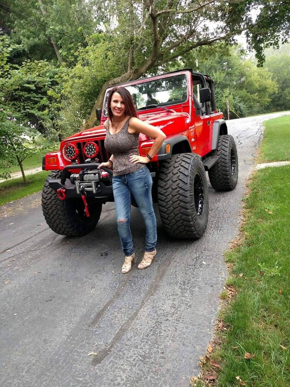 It Is What It Is Jeep Chicks Nackt Autos Und Motorrader Autos