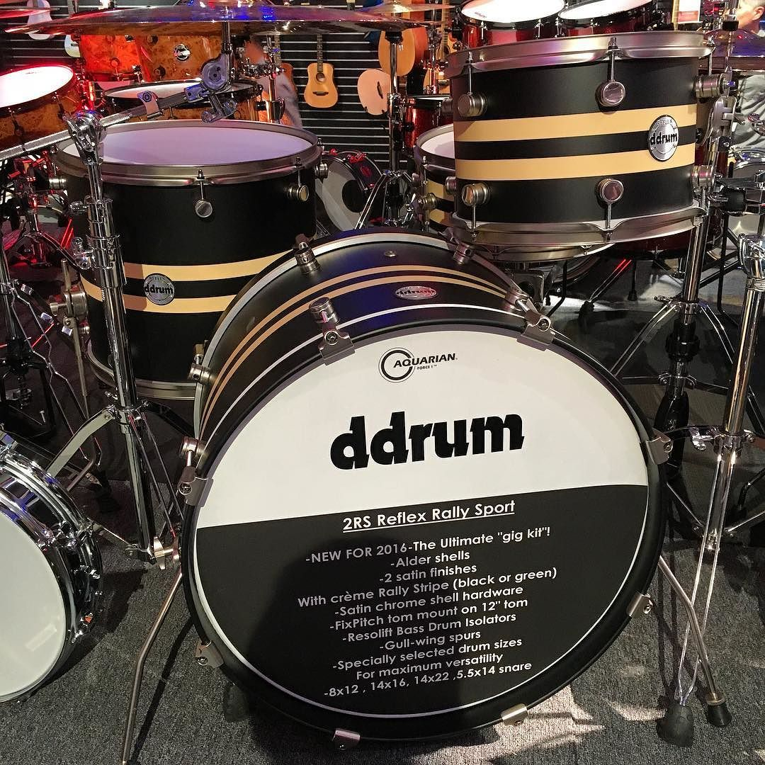 Modern Drummer Magazine On Instagram Ddrumusa Reflex Rally