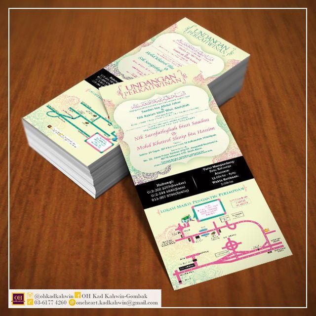 You Can Click This Link For More Design Https Www Facebook Com Media Set Set A 502770483157440 1073741825 182879928479832 Book Cover Design Kad Kahwin