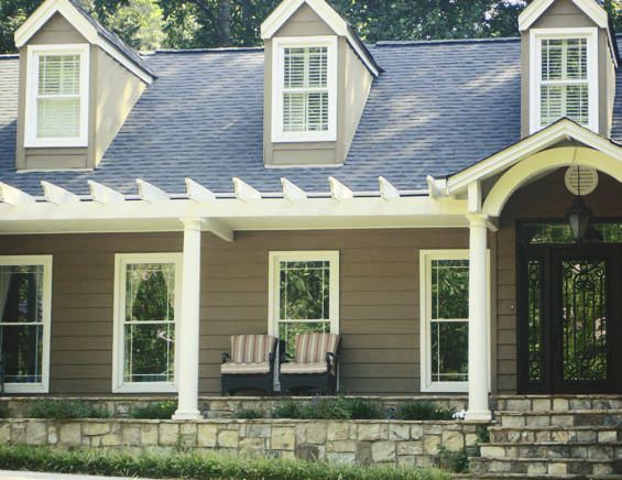 Small Porch Designs Can Have Massive Appeal | Small Porches, Porch And Front  Porches
