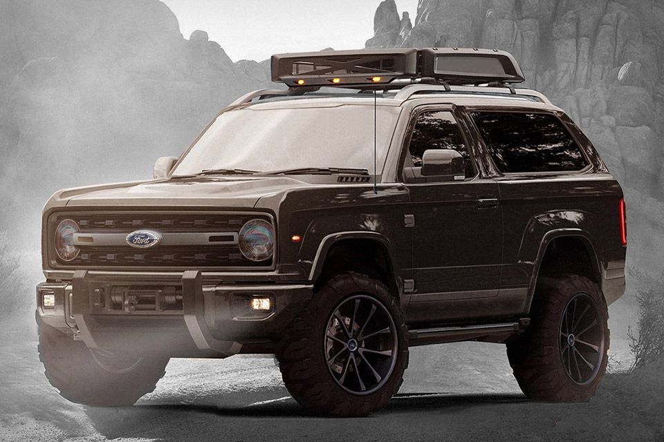 2017 Ford Bronco >> 2020 Ford Bronco Concept Automotive Ford Bronco Ford