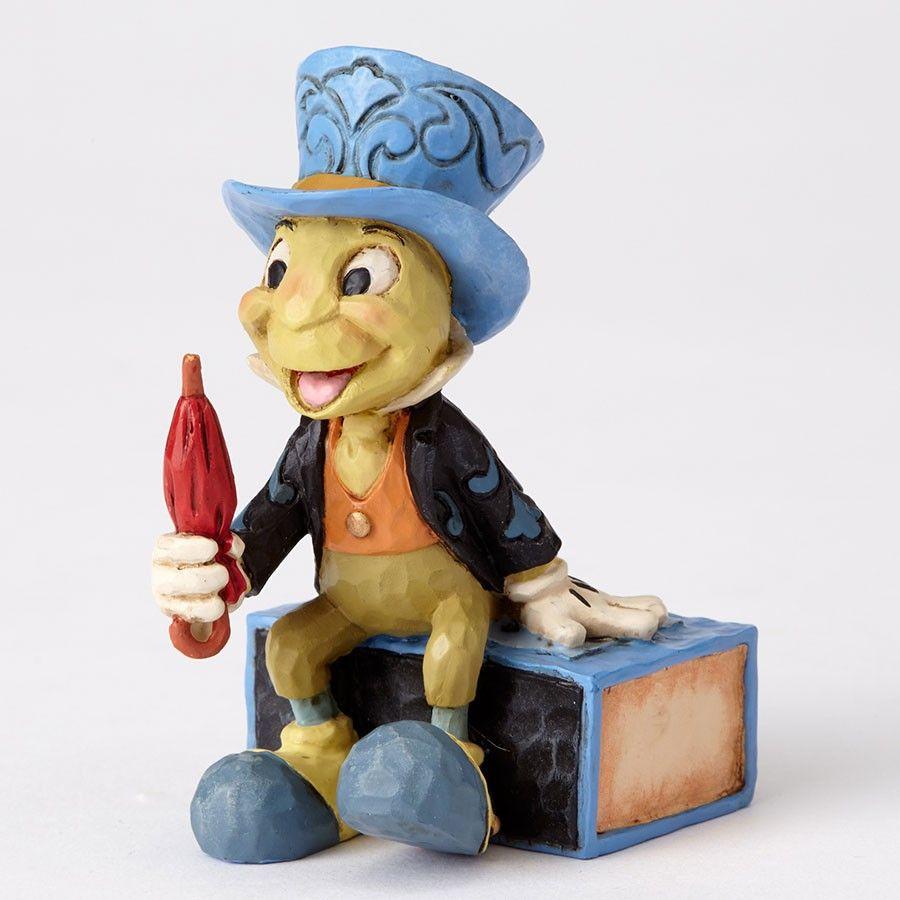 Jiminy Cricket Mini Jiminy Cricket Figurine Disney Traditions Jiminy Cricket Disney Collectables
