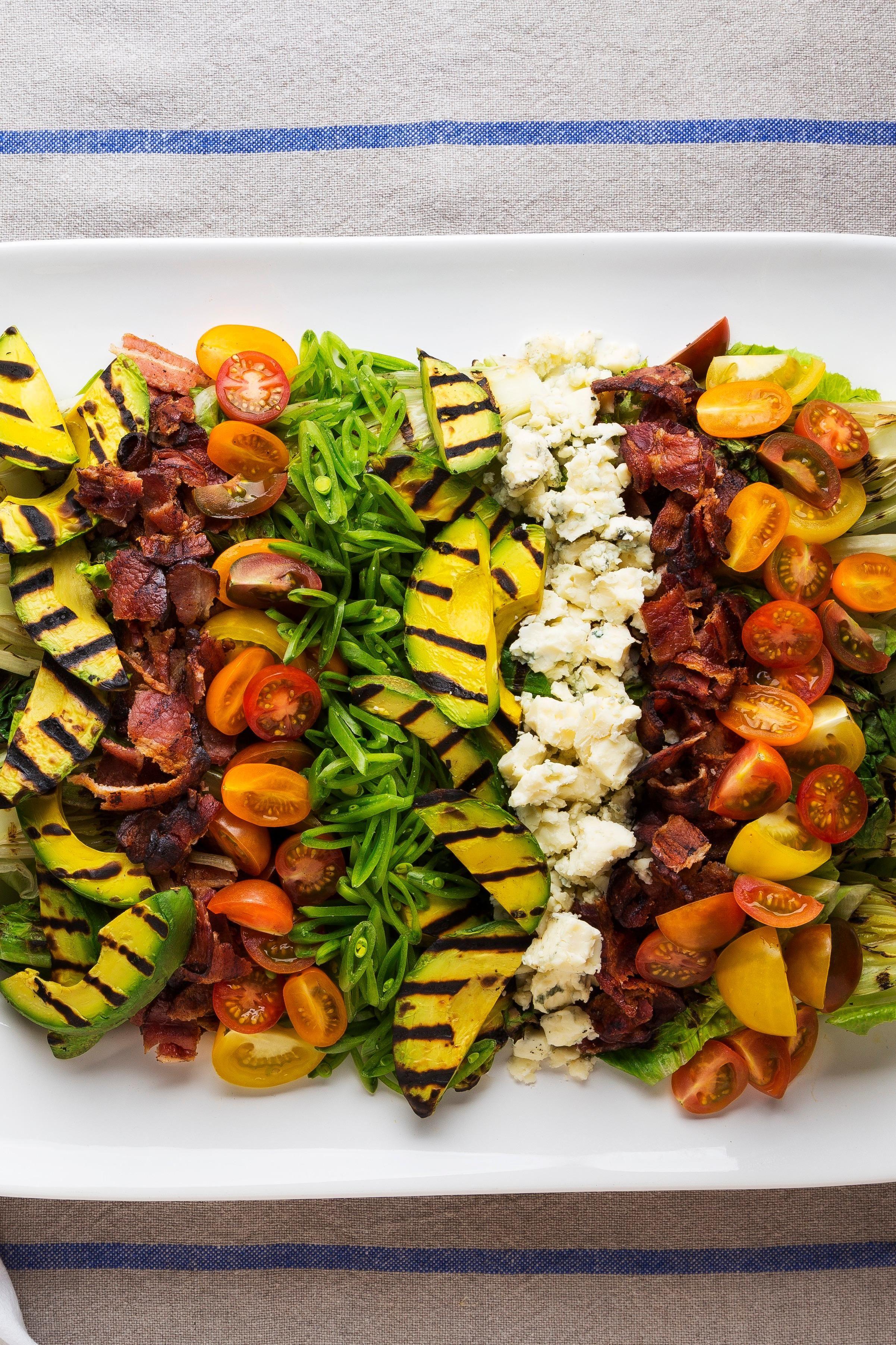 Blackened Skirt Steak BLT Salad recommendations