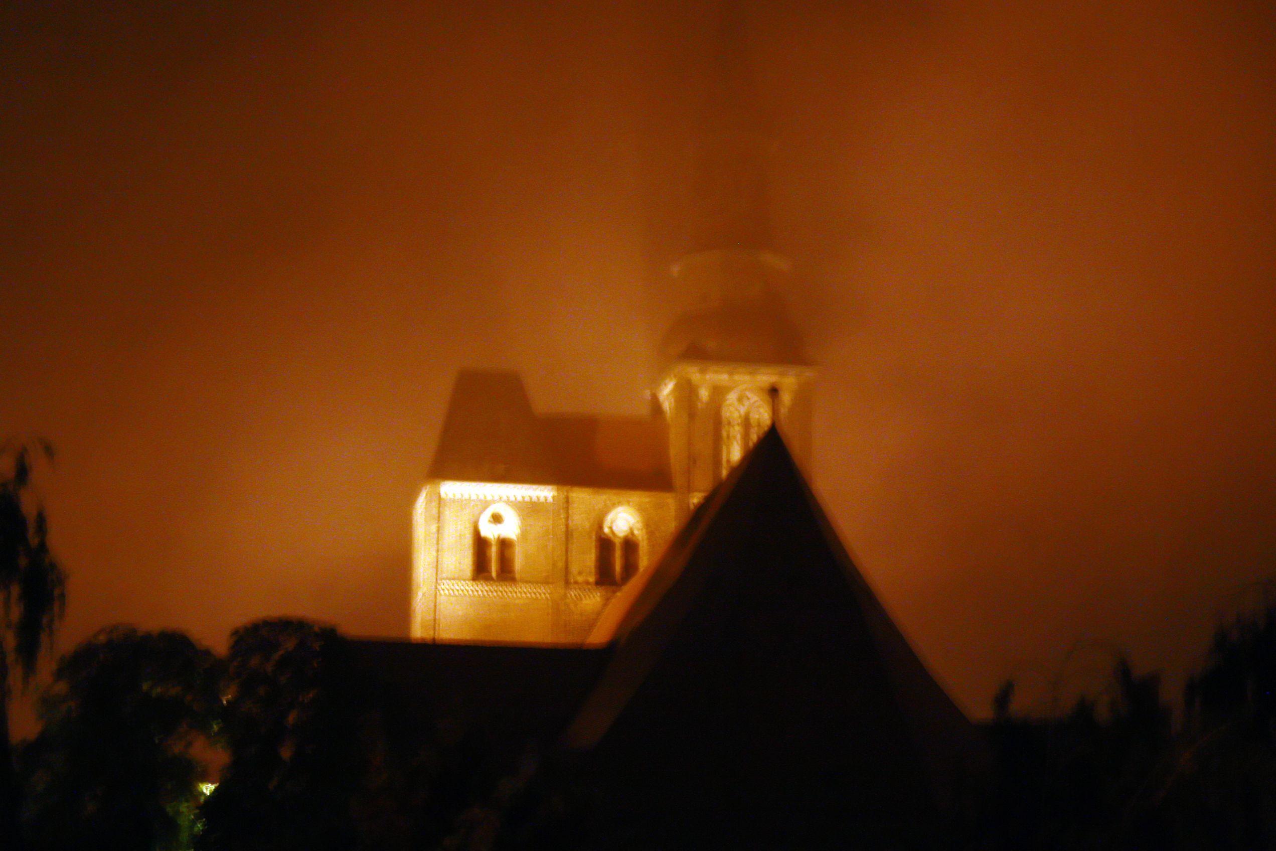 schöner Ausblick vom Schloss Tangermünde