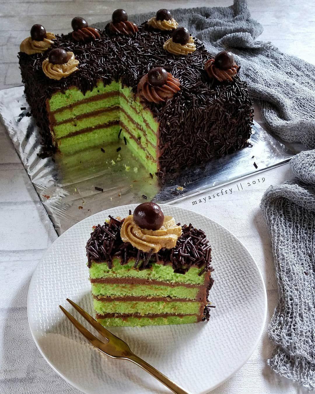 Pin Di Cake Bolu