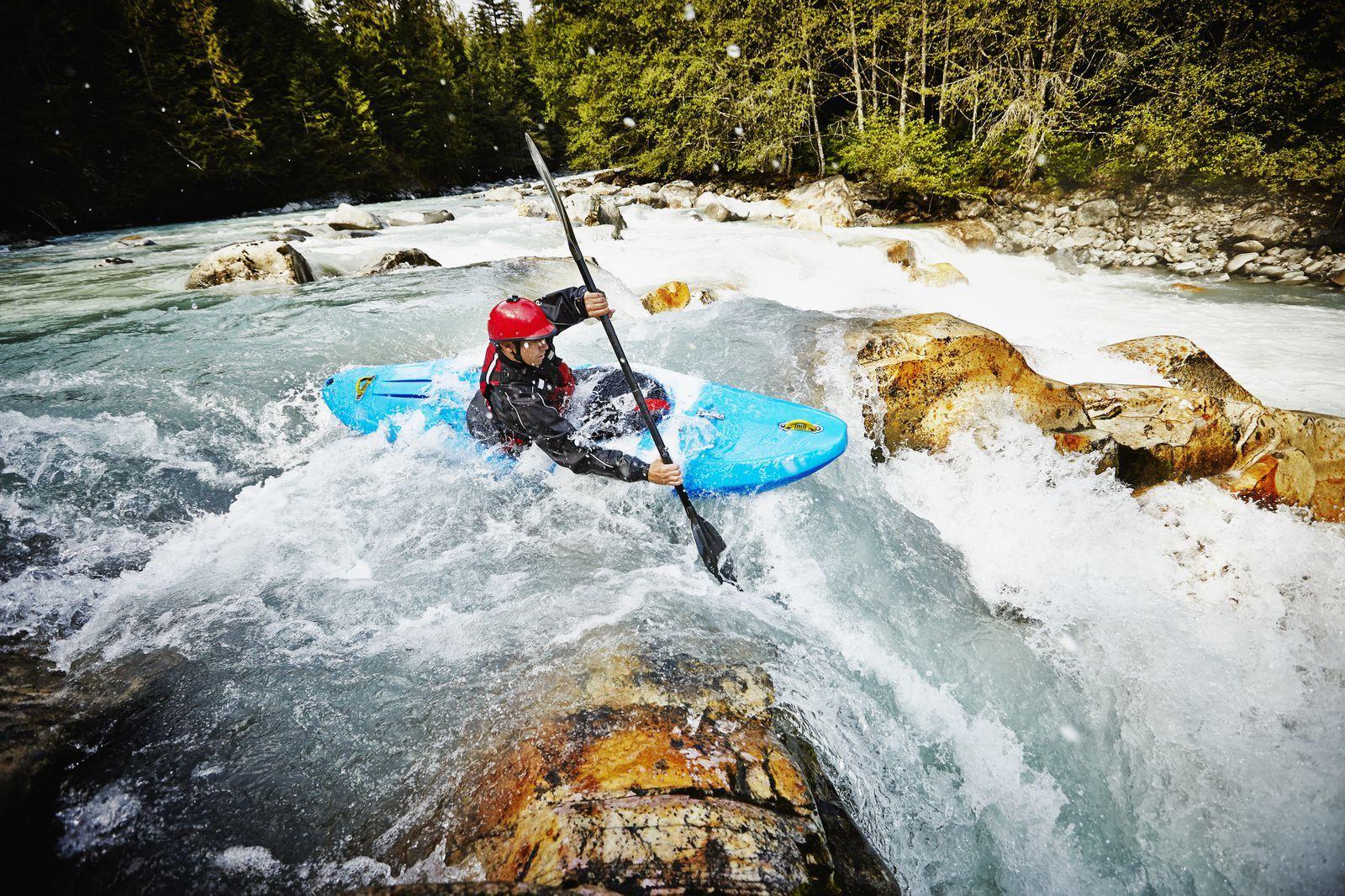 Everything you need to get started in kayaking kayaking