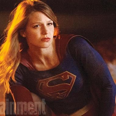 Hot: Supergirl: How Melissa Benoist convinced CBS she would fly