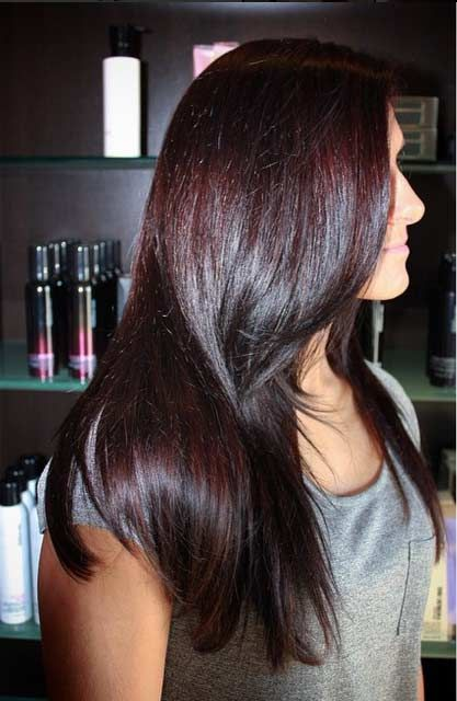 Wella Color Charm Gel Red 7r Red Hair Dye Dark Brown To